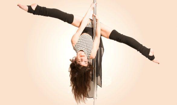 Cyrielle, Prof de Pole Dance